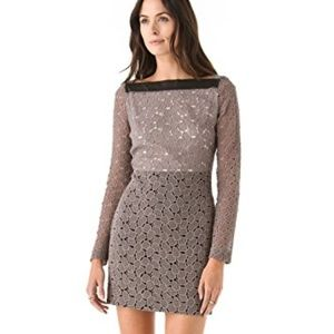 Diane Von Furstenberg New Sarita Dress - size 8